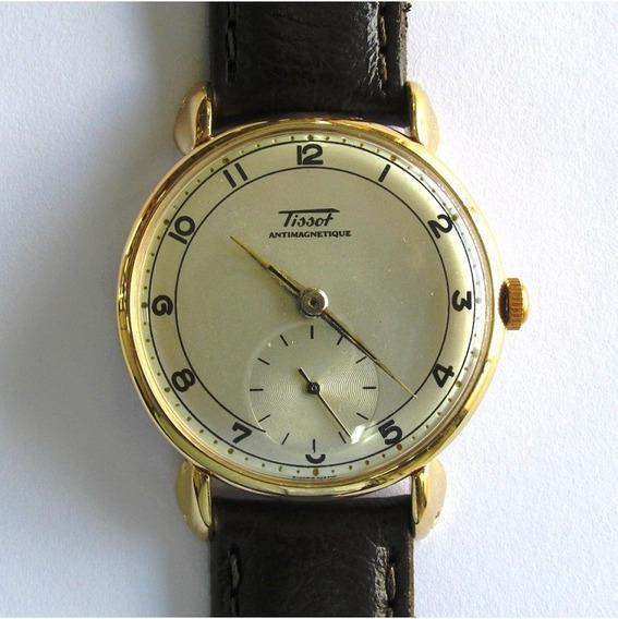 Relógio Pulso Tissot 27 Mod. Pata De Caranguejo Swiss Made