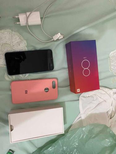 Celular Xiaomi Mi 8 Caiu Na Água Não Liga.