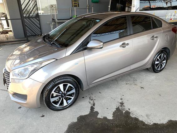 Hyundai Hb20s 2017 1.6 Ocean Flex Aut. 4p