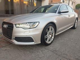 Audi A6 S-line 2014