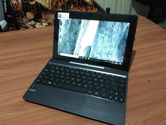 Notebook Asus Transformer T100, Com Windows 10 Original.