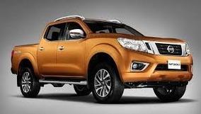 Nissan Frontier Np 300 2.3 4x4 Aut 2017 $40.000 Bonif.
