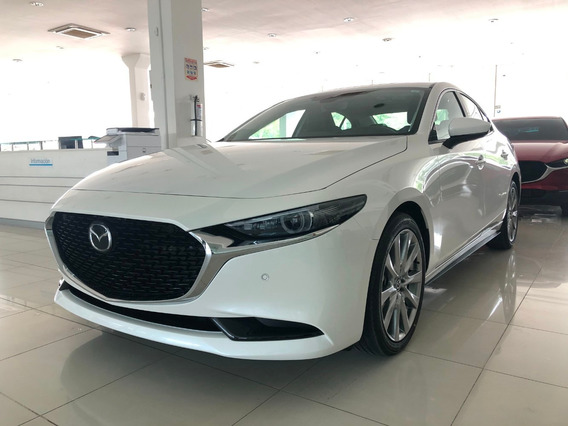 Mazda 3 Grand Touring At 2.0 2021 Blanco Nieve Perlado