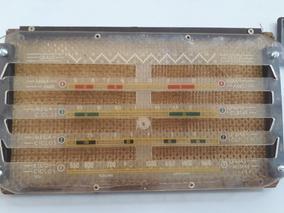 Dial Vintage Para Radio Semp Pt76 Conservado