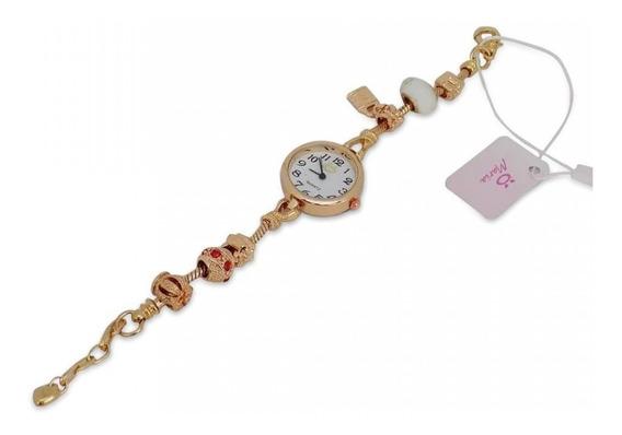 Relógio Feminino Pulseira Ajustável Estilo Hype