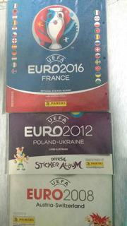 Album Eurocopa Completos