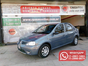 Renault Logan 1.6 Confort 2009 Rpm Moviles