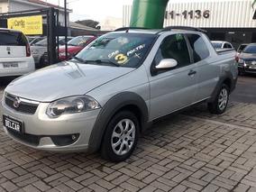 Fiat Strada Trekking(c.dupla) 1.6 (flex) 2014