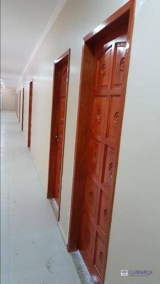 Sala Para Alugar, 5625 M² Por R$ 800/mês - Paciência - Rio De Janeiro/rj - Sa0074