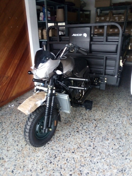 Motocarro Ayco 300 Modelo 2021 Volqueta