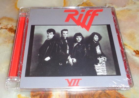 Riff - Riff 7 Vii - Cd Nuevo Cerrado
