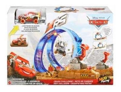 Pista De Cars Xrs Mud Racing (disney/pixar Cars)