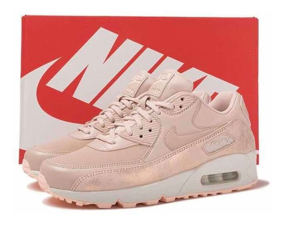 Tênis Nike Air Max 90 Premiun Feminino Pronta Entrega