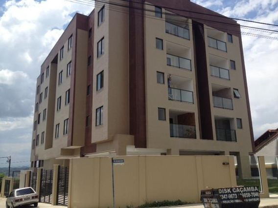 Apartamento Para Venda Em Volta Redonda, Morada Da Colina, 3 Dormitórios, 1 Suíte, 2 Banheiros, 1 Vaga - 119_2-707545