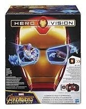 Mascara Iron Man Hero Vision Vr