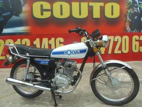 Mondial 125 Solo 3000 Kil Zanella Sapucai === Motos Couto ==