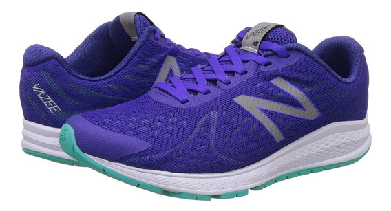 Zapatillas Running New Balance Mujer Wrushpr2 Violeta