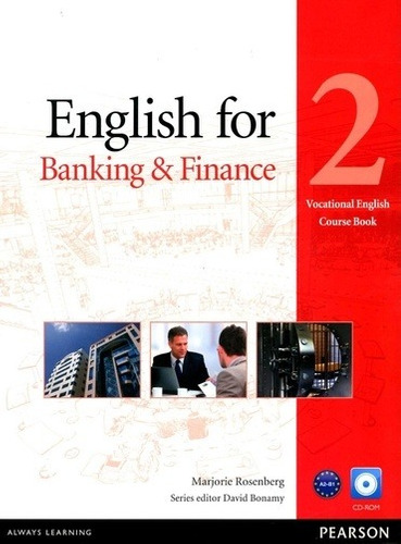 English For Banking & Finance 2 W/cd - David, Marjorie