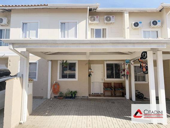Vendo - Casa Em Condomínio Próximo Ao Campolim - Ca1666 - Ca1666