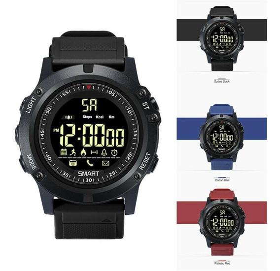 Relógio Inteligente Esportivo Ex17s À Prova D