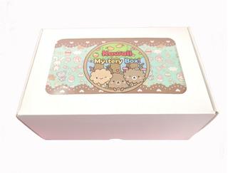 Kawaii Mystery Box Caja Kawaii Sorpresa 20 Productos Cute