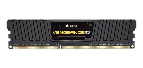 Memoria RAM 8GB 1x8GB Corsair CML8GX3M1A1600C9 Vengeance LP