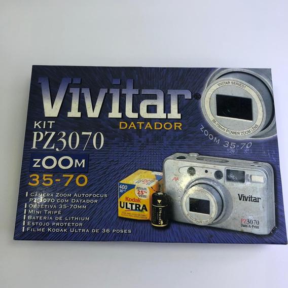Vivitar Pz3070 30-70 Zoom Tripé - No Estado