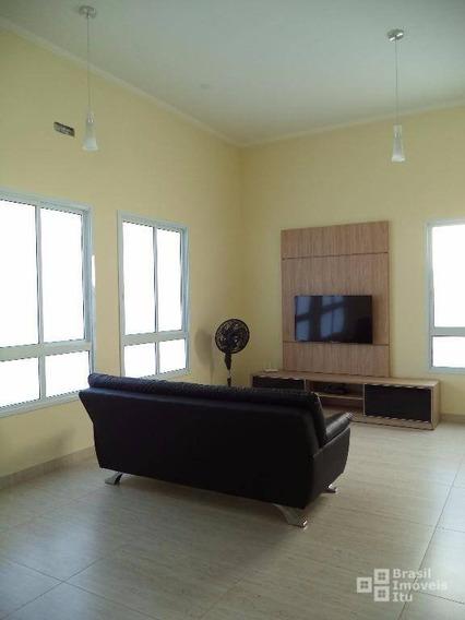 Casa Com 2 Dormitórios À Venda, 208 M² Por R$ 895.000 - Condomínio Palmeiras Imperiais - Salto/sp - Ca1729