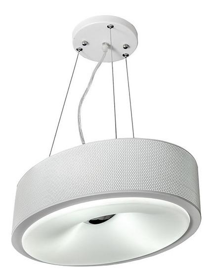 Lustre Paflon Para Interiores Branco Startec Drum P A8101