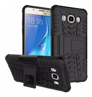 Capa Capinha Anti Impacto Samsung Galaxy J5 Metal+1 Pelicula