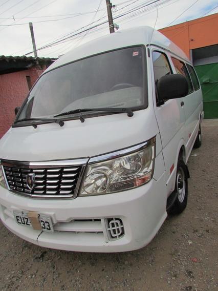 Jinbei Topic Van 2011 2.0 16v L 4p