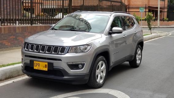 Jeep Compass Longitud 2.4 Aut. 2019