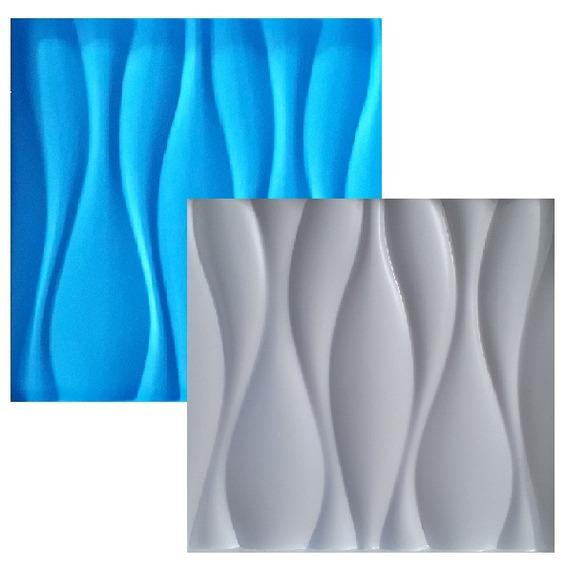 1 Forma De Abs Para Cimentício E Gesso 3d; Eva Grátis; Br