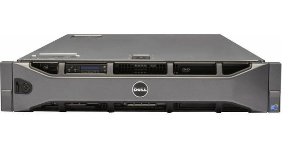 Servidor Dell Poweredge R710 Quad Core Xeon 64 Gb 2 Teras