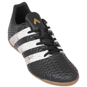 Chuteira adidas Ace 16.4 Futsal Sem Trava Solado Borracha