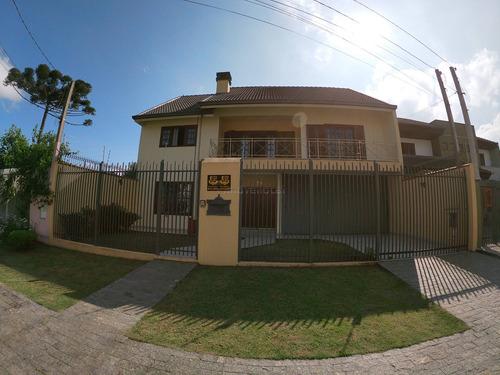 Casa Com 5 Dormitórios À Venda Com 390m² Por R$ 1.240.000,00 No Bairro Jardim Das Américas - Curitiba / Pr - Ca00116