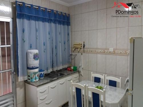 Imagem 1 de 29 de Casa À Venda Em Parque Santo Antônio (nova Veneza) - Ca000235