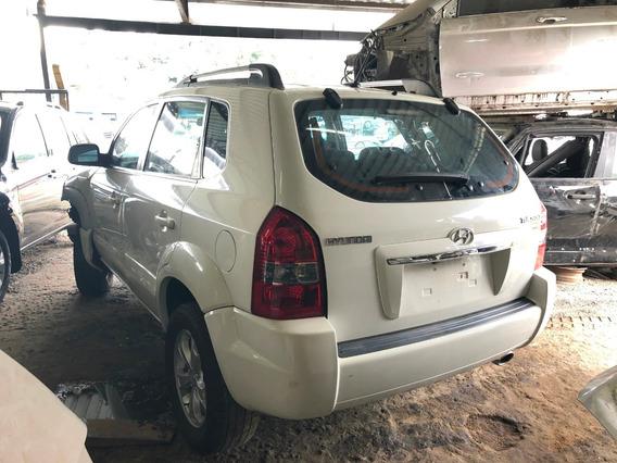 Sucata Hyundai Tucson 2.0 2017 Automatica Venda De Peças