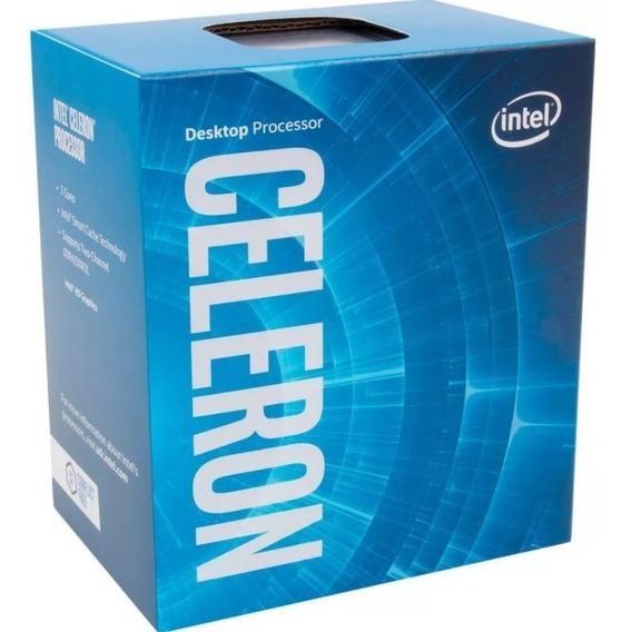Processador Celeron G3900 Lga1151 6ªg Novo Lacrado
