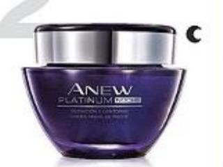 Crema Anew Platinum Noche 50g