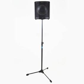 Pedestal Suporte Ask Cx Retrátil Caixa Som Acústica Até 5kg