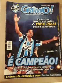 Revista Do Gremio 1999- Especial Com 2 Posters