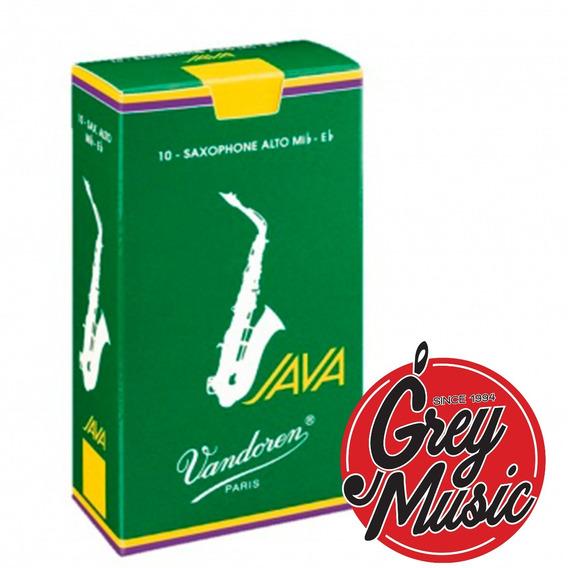 Caja de 10 ca/ñas tradicional n.2 para saxof/ón soprano Vandoren SR202