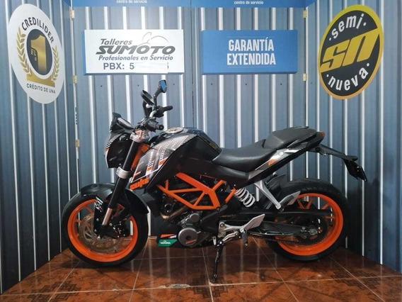 Ktm Duke 390 Abs Modelo 2015 Medellin