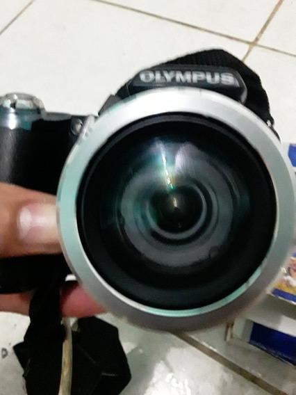 Camera Olympus Sp Sp- 810uz Semi Profissional