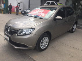 Impecable Renault Logan Expression 2017