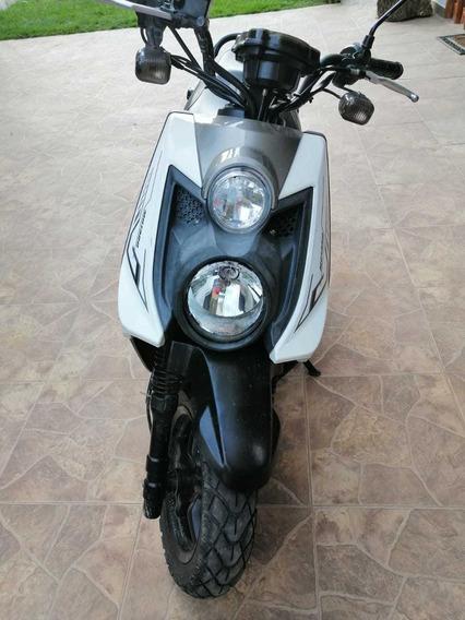 Yamaha Bws 125x Modelo 2016
