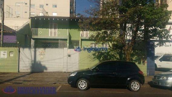 Casa Com 4 Dormitórios À Venda, 340 M² Por R$ 1.200.000,00 - Centro - Londrina/pr - Ca0358