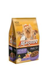 Ração Magnus Premium Para Cães Adultos Pequeno Porte Petit 3