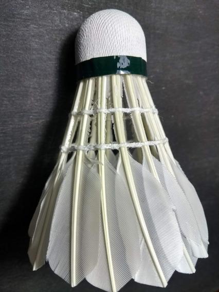 Gallito Badminton 3 Piezas Resistente Pluma Gallitos